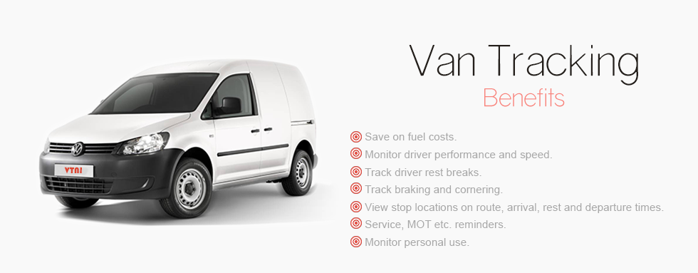 Vehicle Tracking Benefits
